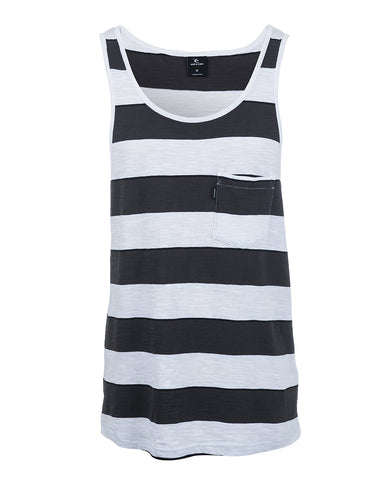 Rip Curl Behind Bars Tank CTEJM5 Optical White