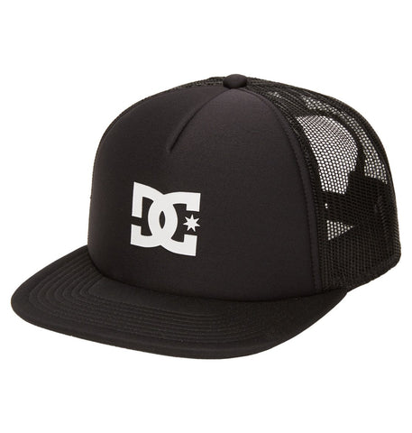 DC Gas Station Trucker Hat Black ADYHA04061-KVJ0