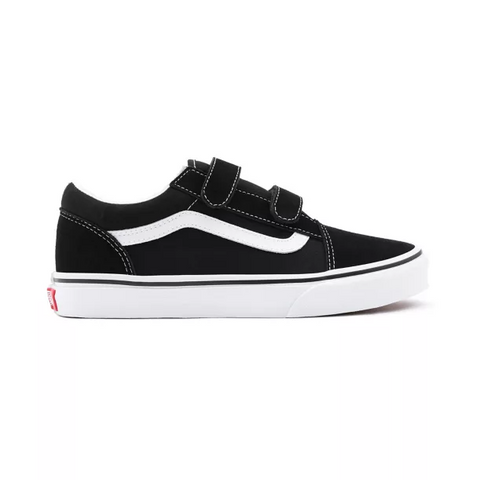 Vans Old Skool V Shoes Black/True White VN0A4UI16BT