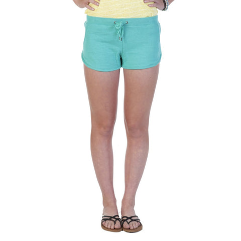 Volcom V.CO Seas Fleece Short Bright Turquoise B0911306
