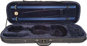 Economy Oblong Violin Case - Fiddle Cases