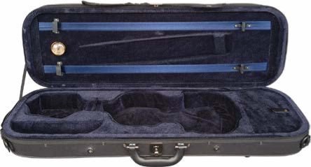 Economy Oblong Violin Case