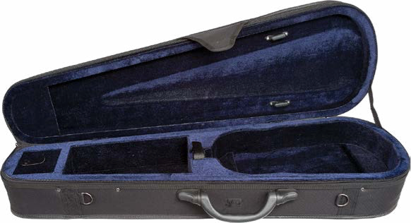 Economy Shaped Violin Case