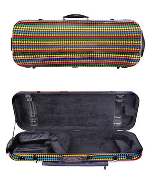 Tonareli Oblong Fiberglass Viola Case (VAFO) - Fiddle Cases