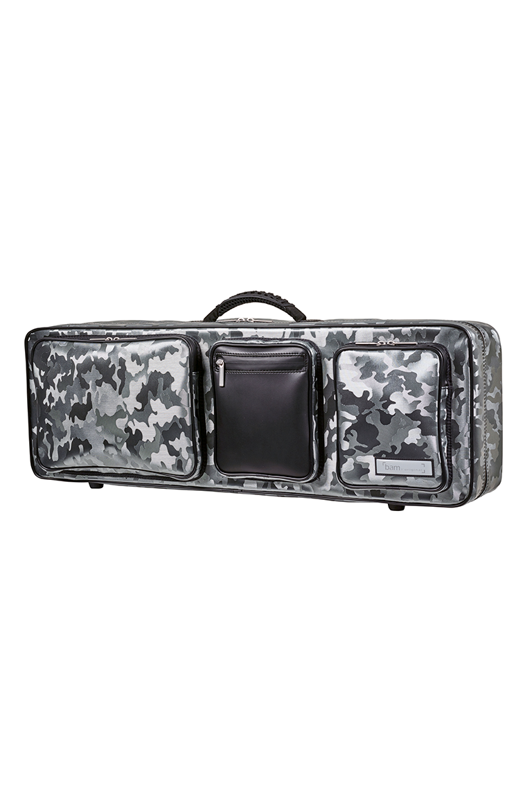 BAM PERFORMANCE VIOLIN CASE - CAMO - Fiddle Cases