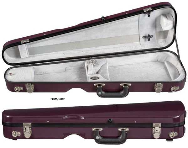 Bobelock 1027 Arrow Fiberglass Violin Case