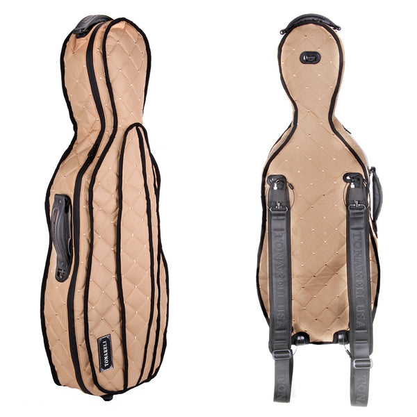 Tonareli Shaped Viola Case Cover (VACCS) - Fiddle Cases