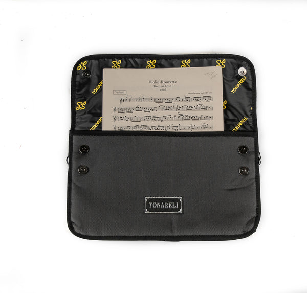 Tonareli attachable music bag - Fiddle Cases