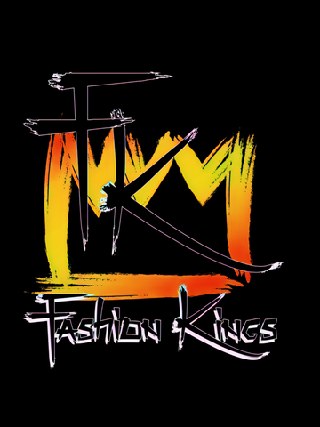 Fashion Kings Shirt (Ombre Orange)