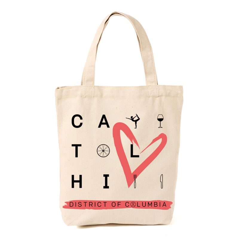 Capital Hill Tote Bag