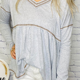 4291-Cutting Corners Tunic