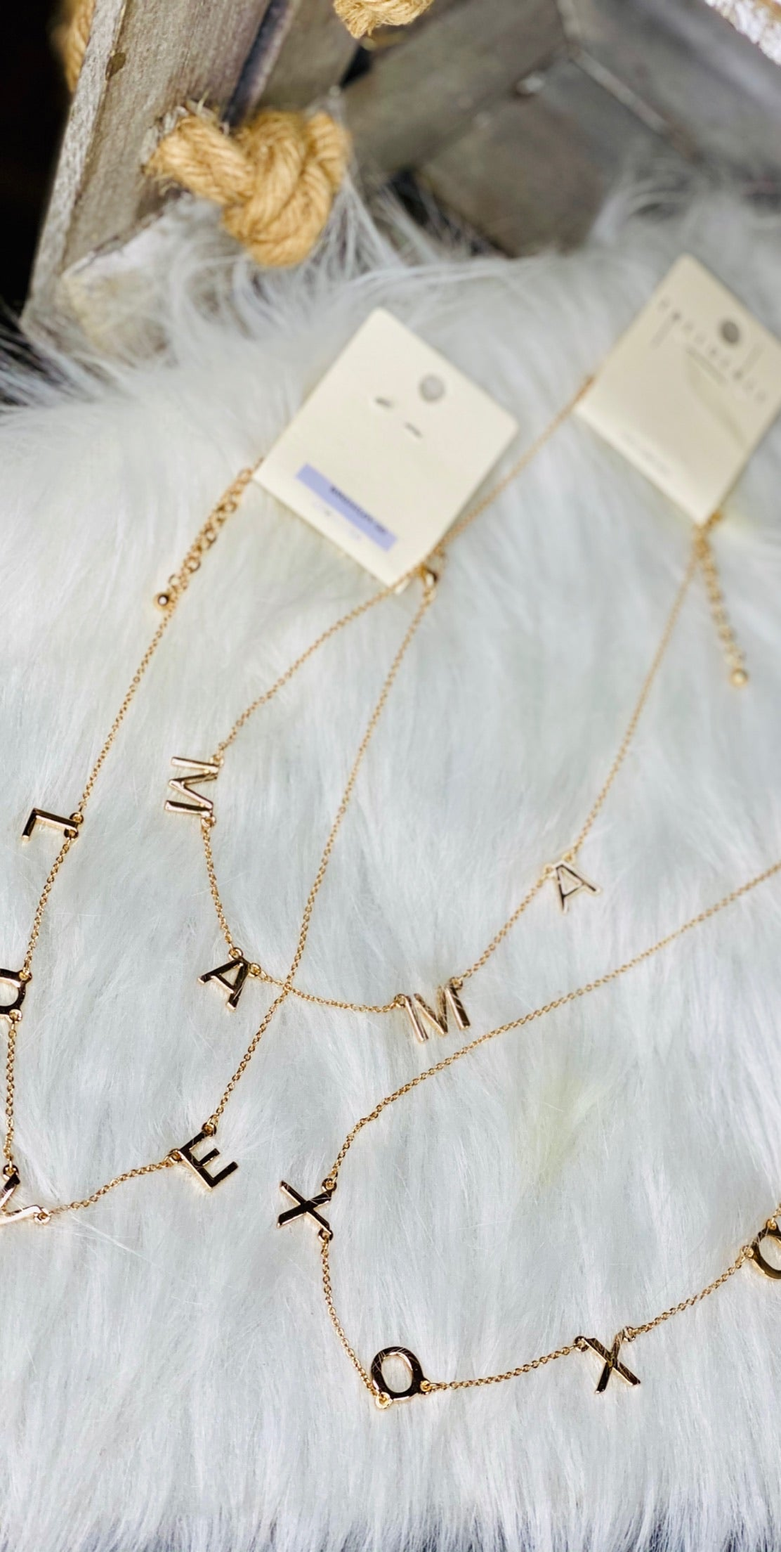 4791-Message Floater Necklace