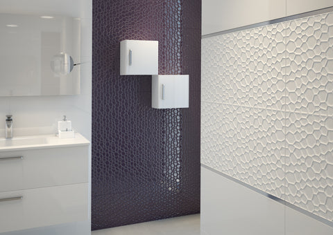 Hades Bubbles 12x24 3D Wall Tile