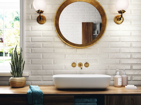 Olympia 3 x 12 Subway Tile