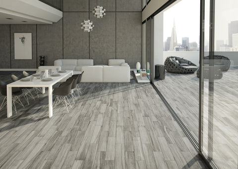 Silva 6x36 Wood Look Porcelain Rectified