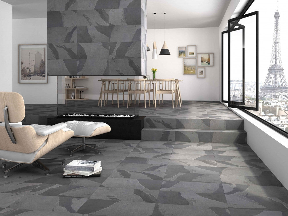 Brazil Gris 12x24 2x2 Wall Or Floor Tile Eco Tile Imports