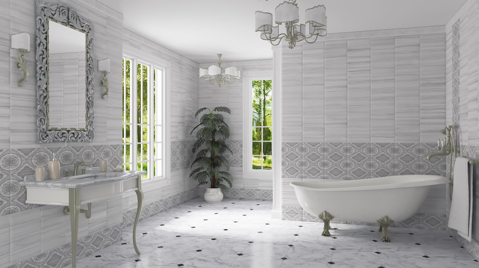 Laguna Blanco Subway Tile Collection Eco Tile Imports
