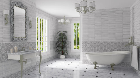 Laguna Blanco Subway Tile Collection
