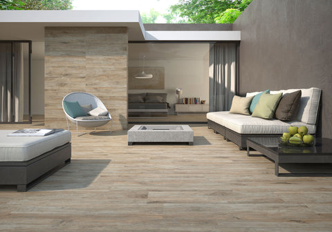 Kingswood 9x34 Wood Look Porcelain Tile