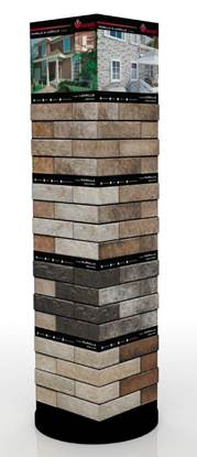 Brick Tile Display
