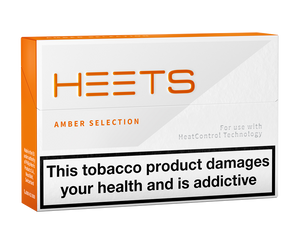 HEETS - Amber Label - Hyde Vapes - Waterloo