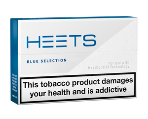 HEETS - Blue Label - Hyde Vapes - Waterloo