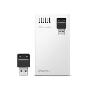 JUUL USB Charging Dock - Hyde Vapes - Waterloo