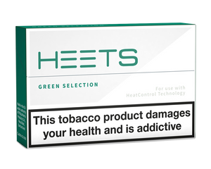 HEETS - Green Label - Hyde Vapes - Waterloo