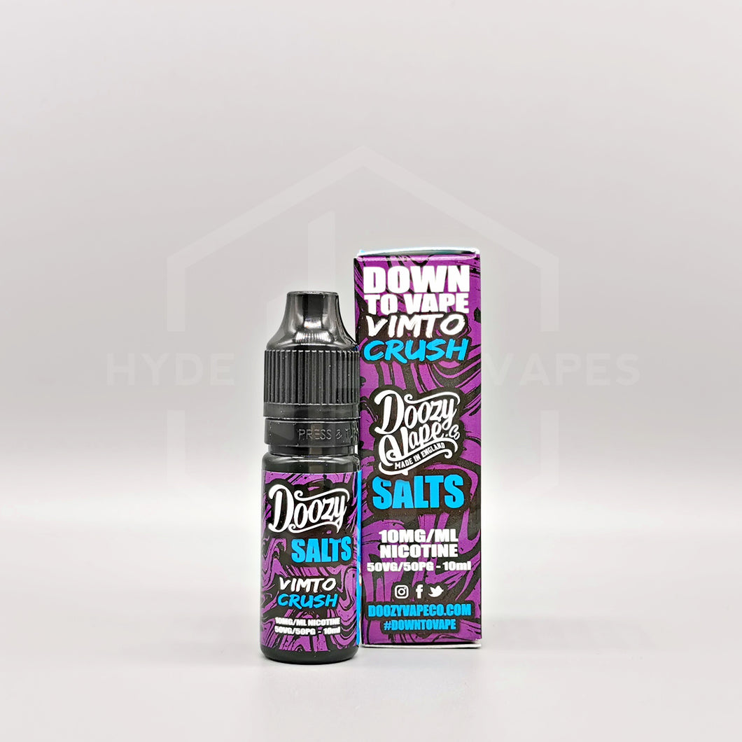 Doozy Salts - Vimto Crush - Hyde Vapes