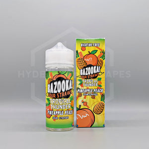 Bazooka - Pineapple Peach Sours - Hyde Vapes