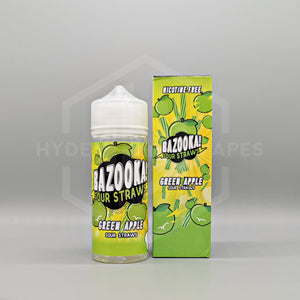 Bazooka - Green Apple Sours - Hyde Vapes