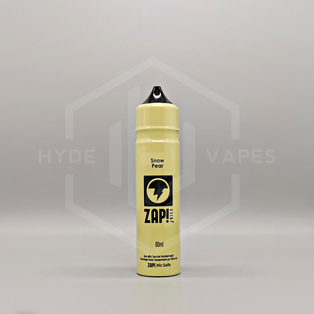 ZAP - Snow Pear - Hyde Vapes