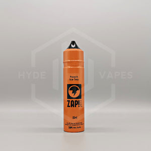 ZAP - Peach Ice Tea - Hyde Vapes