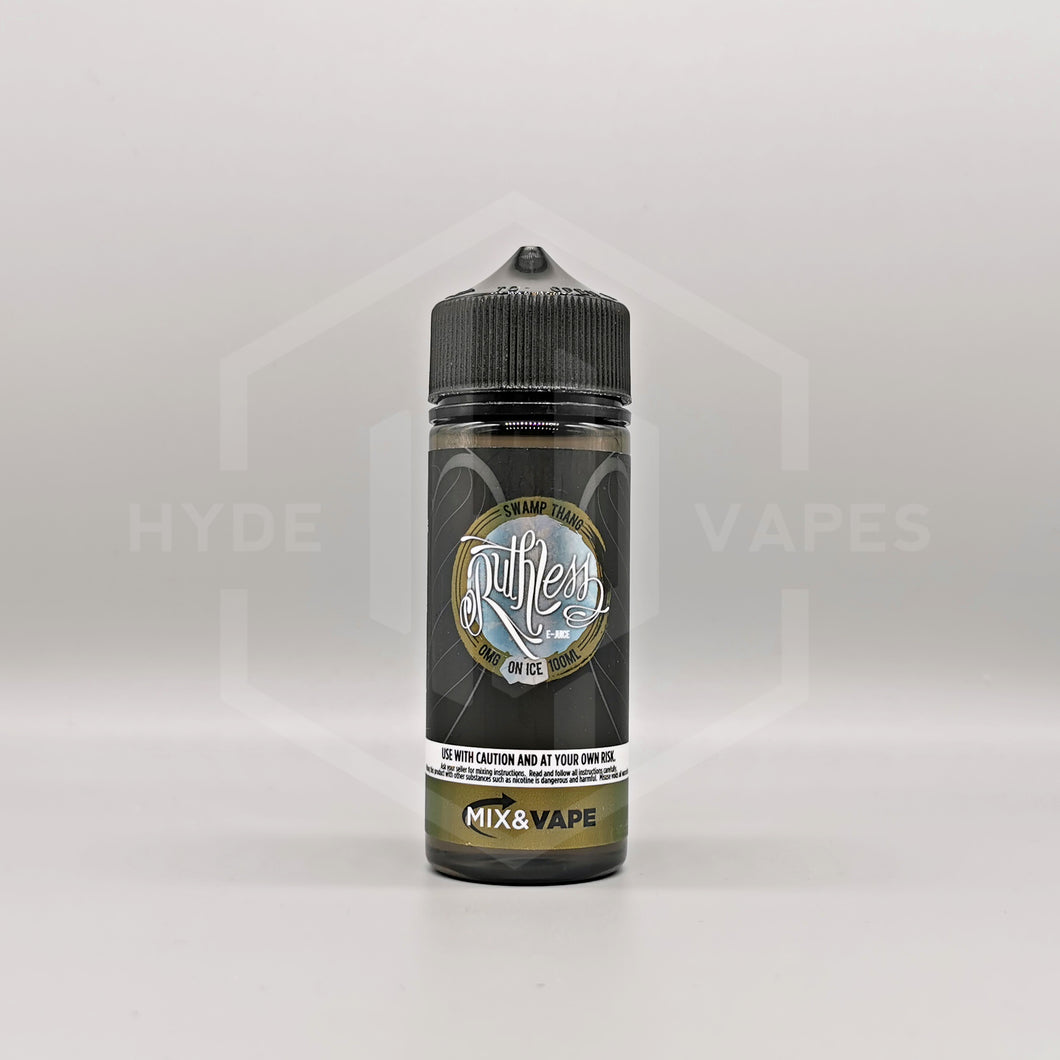 Ruthless E-Liquids -  Swamp Thang Ice - Hyde Vapes