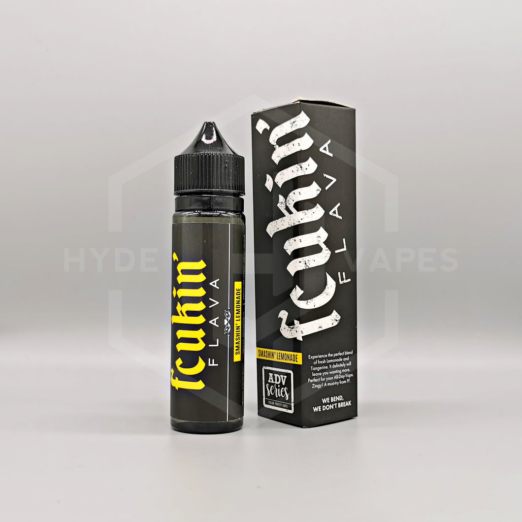 Fcukin' Flava (ADV) - Smashin' Lemonade - Hyde Vapes - Waterloo