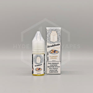 The Milkman Salt Strudelhaus - Blueberry Strudel - Hyde Vapes