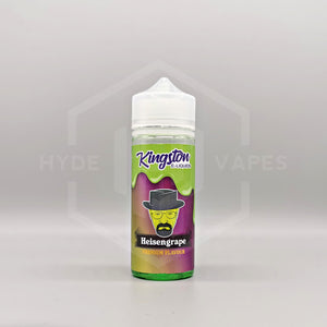 Kingston - Heisengrape - Hyde Vapes - Waterloo