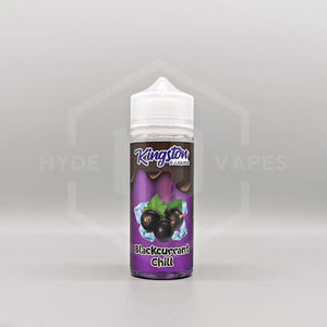 Kingston - Blackcurrant Chill - Hyde Vapes - Waterloo