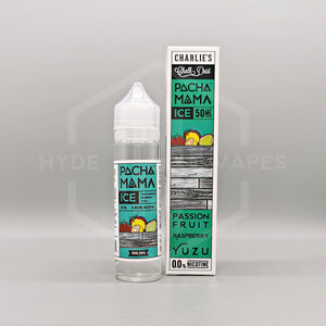 Pacha Mama ICE - Passion Fruit Raspberry Yuzu - Hyde Vapes