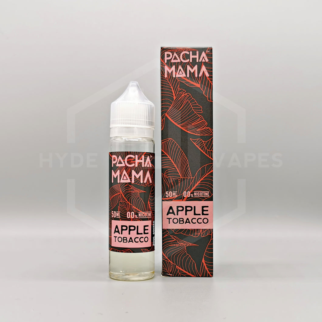 Pacha Mama - Apple Tobacco - Hyde Vapes