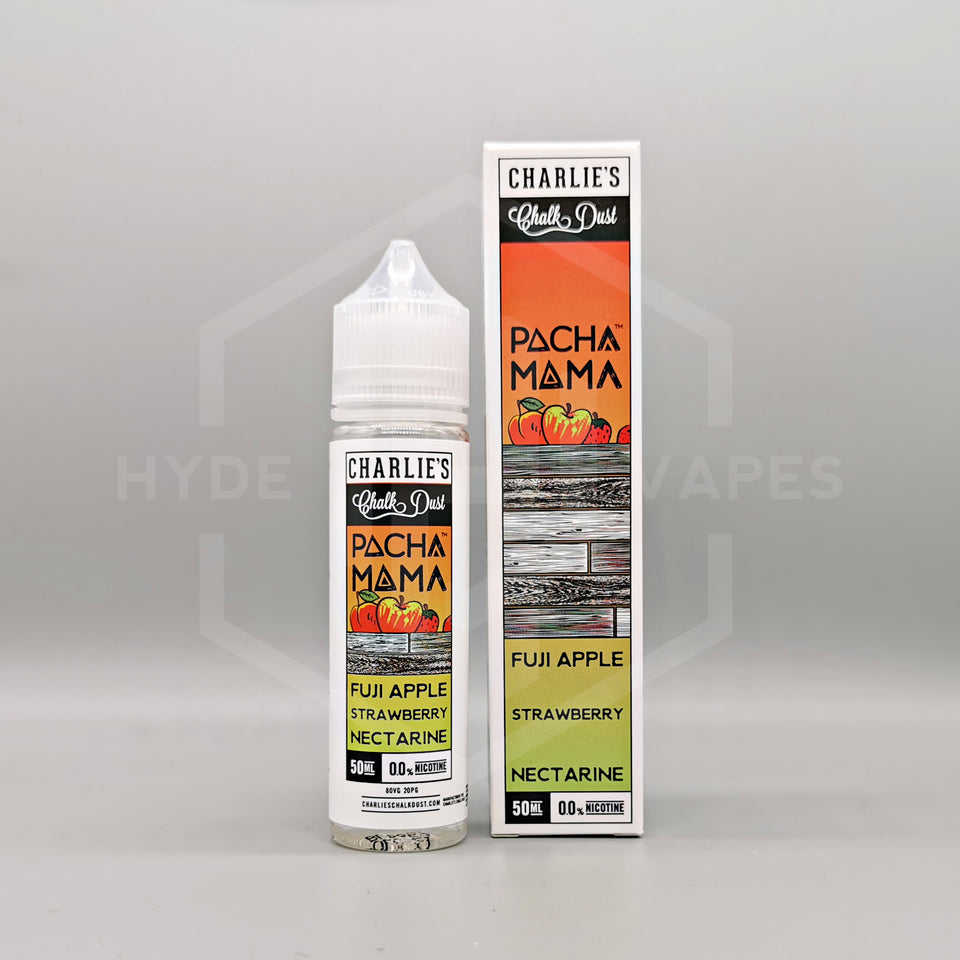 Pacha Mama - Fuji Apple Strawberry Nectarine - Hyde Vapes - Waterloo