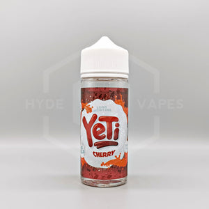 Yeti Ice Cold - Cherry - Hyde Vapes