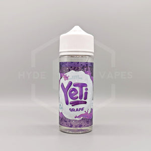 Yeti Ice Cold - Grape - Hyde Vapes