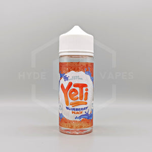 Yeti Ice Cold - Blueberry Peach - Hyde Vapes - Waterloo