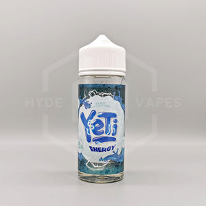 Yeti Ice Cold - Energy - Hyde Vapes - Waterloo