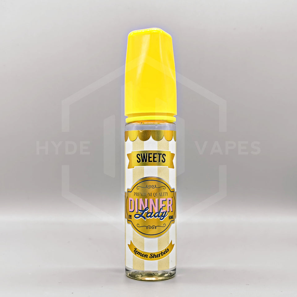 Dinner Lady Sweets - Lemon Sherbets - Hyde Vapes - Waterloo
