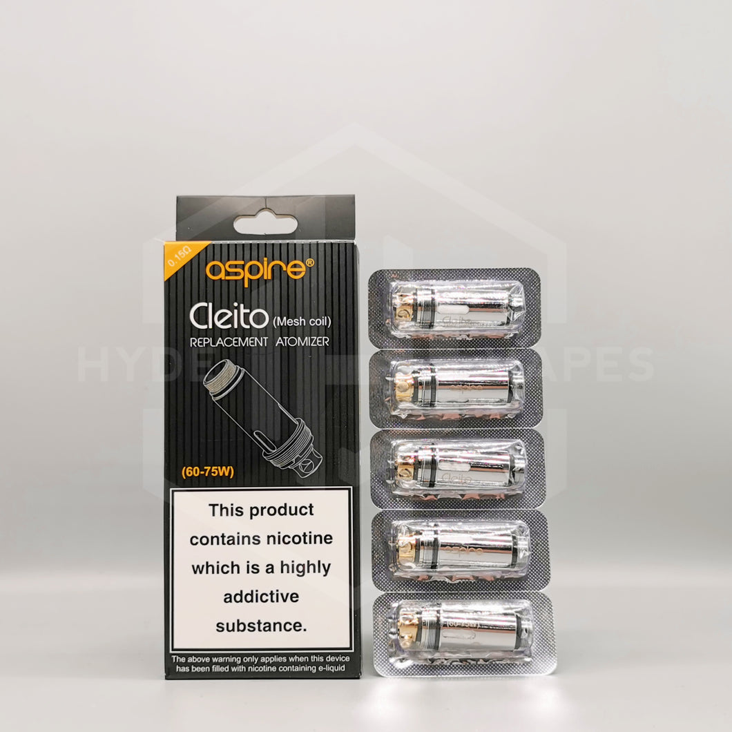Aspire Cleito Coil - Hyde Vapes