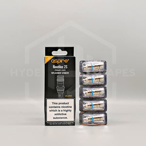 Aspire - Nautilus 2S Coils - Hyde Vapes - Waterloo