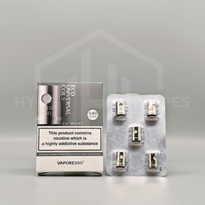 Vaporesso - EUC Eco Universal Coil - Hyde Vapes - Waterloo