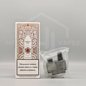 Orchid Vape - Orchid Kit Replacement Mesh Pods (Pack of 2) - Hyde Vapes